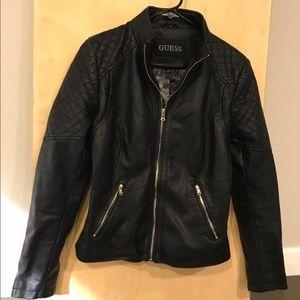 Women's Black Guess Jacket